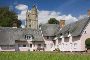 Suffolk pink houses