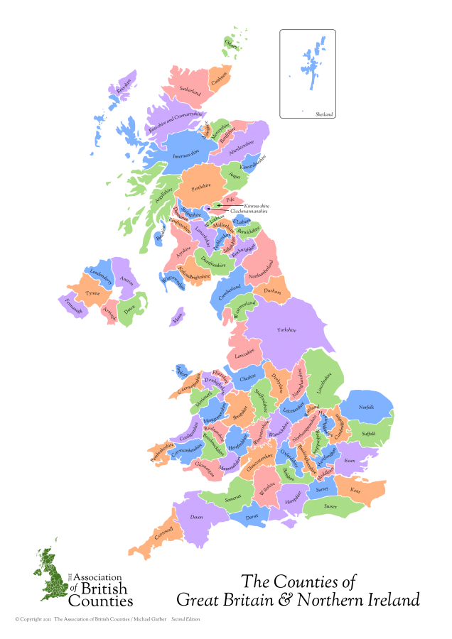 The Counties
