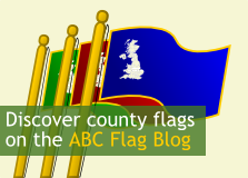 Discover county flags on the ABC Flag Blog