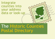 The Historic Counties Postal Directory
