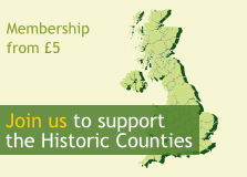 Join us to support the Historic Counties