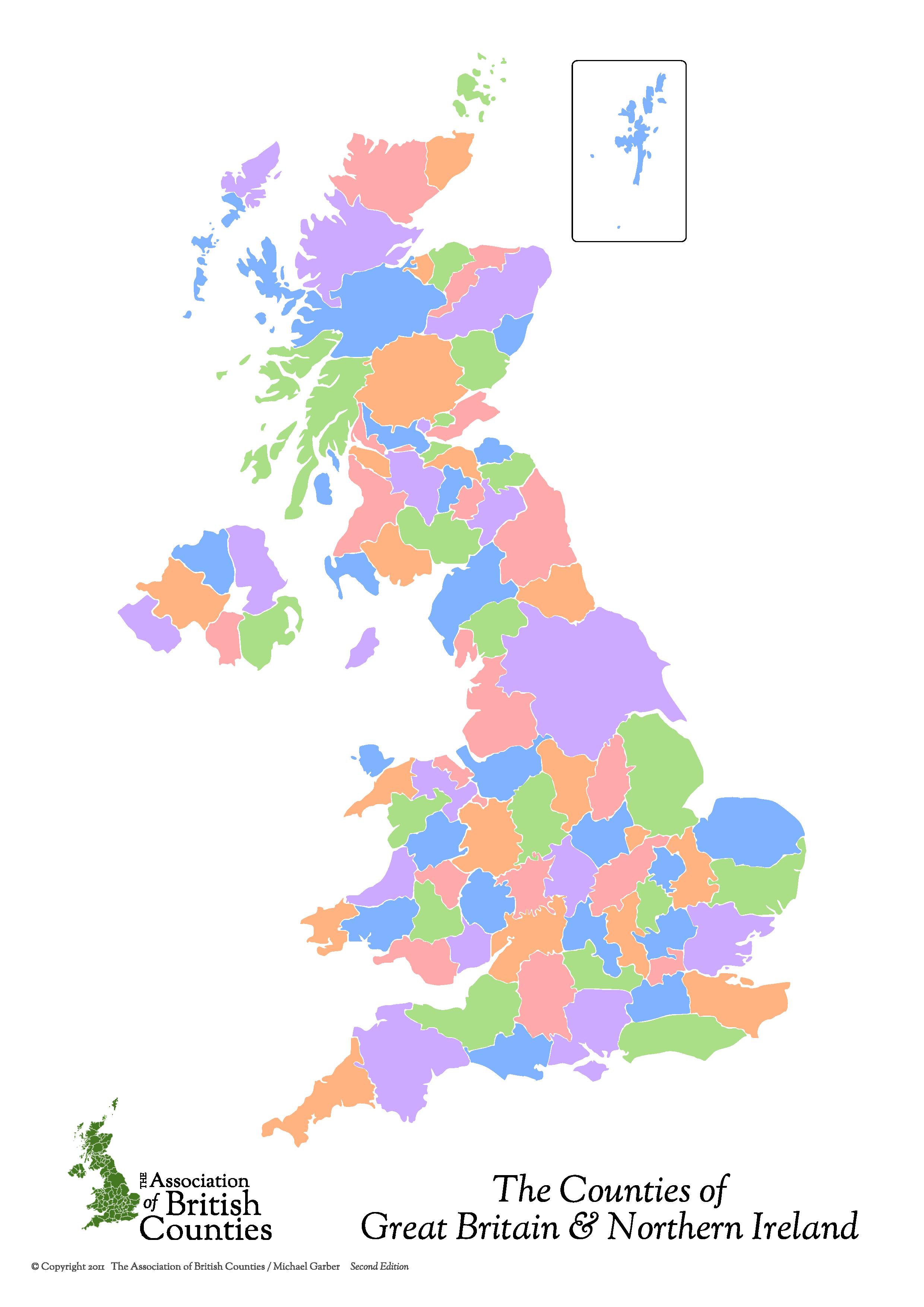 Downloads Association Of British Counties