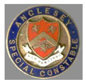 Anglesey Constabulary Badge